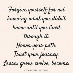 Maid of honor Speech Quote // inspirational // motivational // forgiveness // life quotes // happiness Life Quotes Love, Daily Quotes, Great Quotes, Quotes To Live By, Me Quotes, Beautiful Life Quotes, Short Inspirational Quotes, Motivational Quotes, Forgiveness Quotes