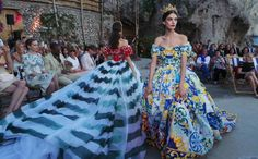 Dolce & Gabbana Alta Moda autumn/winter 2015