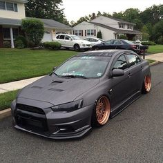 Meanest evo ever