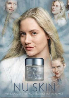 Reset your genes to a more youthful expression, and lock in your age with ageLoc tru face essence pearls. The only product with ethocyn, a protein molecule clicinically proven to rebuild the firmness of your skin, up to 92%. Visit: http://nuskinkaterina.nsproducts.com