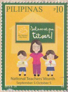 philippine - stamp