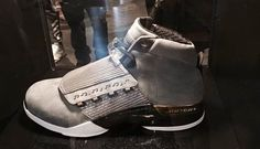 wholesale dealer 6ad9b bea97 Trophy Room x Air Jordan 17 Release   Sole Collector Custom Sneakers, Buy  Sneakers,