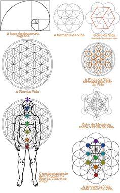 48 Ideas Yoga Art Mandalas Sacred Geometry - Yoga is a group of physical Sacred Geometry Symbols, Sacred Geometry Tattoo, Les Chakras, Spirit Science, Life Science, Science Memes, Yoga Art, Sacred Art, Book Of Shadows