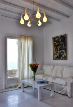 Guest room @ White Villa in #mykonos #greece #holiday #vacation #rental #trip #tour #rental