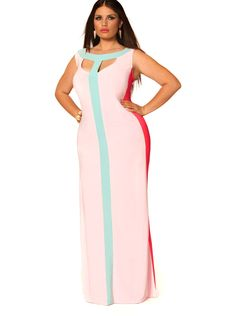 Monif C- this would be nice for a summer party, maybe even all white party, add a pop of colour