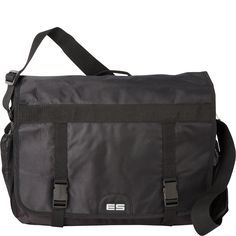 Buy the Eastsport Double Buckle Laptop Messenger at eBags - Carry your laptop and other gear for work, school, or casual travel inside this versatile messenger