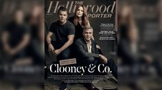 George Clooney talks Donald Trump Black Lives Matter and fatherhood in new interview  George Clooney might not putting himself out there politically in the same way as The Rock but that doesn't mean he doesn't have a future on Capitol Hill.  In an expansive interview with The Hollywood Reporter Clooney discusses everything from proposing to his wife human rights lawyer Amal Clooney to texting Barack Obama. Clooney even opens up about housing a Yazidi refugee and being a new father to twins…