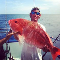 It's SNAPPER TIME!