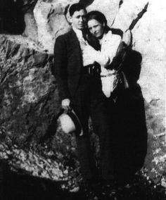 Bonnie et Clyde datant
