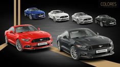 Nuevo Ford Mustang, Ford Mustang 2016, Car, Sports, Hs Sports, Automobile, Sport, Autos, Cars