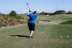 Magenta Shores Golf with the Chadd Kitto drive