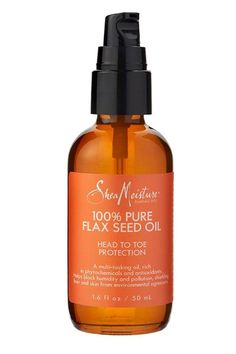 Shea Moisture Pure Flax Seed a Oil Head To Toe Protection oz Pure Argan Oil, Natural Hair Care Tips, Pure Oils, Oil Benefits, Oil Uses, Hand Cream, Clip, Seed Oil, Beauty Care