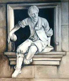 Le Linteau  ou l'élément de soutènement dans la maison - Interprétations/Significations Rêves - tableau ©Jean Fossati - 1949-... Statue, Dream Interpretation, Board, House, Sculptures, Sculpture