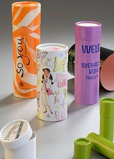 Stülpdeckeldosen für Kosmetik und Medizin Mugs, Tableware, Medicine, Packaging, Dinnerware, Tumblers, Tablewares, Mug, Dishes