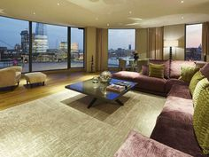 Cheval Three Quays - London, England Enviably... | Luxury Accommodations