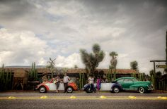 On the road to Guanajuato, Mexico driving our funky little beetles. Beetle Convertible, Group Tours, New Travel, Traveling By Yourself, Volkswagen, Antique Cars, Road Trip, Mexico, Beetles
