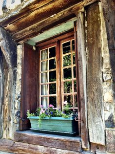 great old window