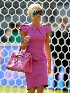 Ellas usan el bolso Birkin de Herm��s en Pinterest   Marc Jacobs ...