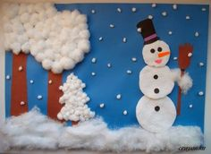 Winter Crafts For Kids, Fall Crafts, Art For Kids, Letter O Crafts, Diy Arts And Crafts, Paper Crafts, Student Crafts, Preschool Art Activities, Art N Craft