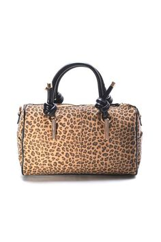 In love with animal print!