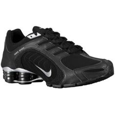 Nike Shox Navina SI - Womens - Running - Shoes - BlackMetallic Silver