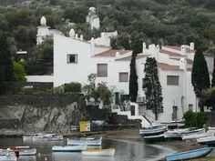 Casa-museo Salvador Dalí - Portlligat (España)