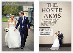 Chris Taylor Photo Blog » A Holkham Hall wedding & Hoste Arms reception….Norfolk wedding photography