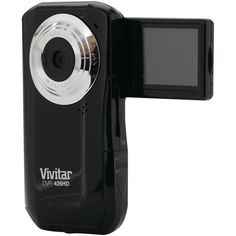 Flip Digital Video Recorder Camera with 1.8-Inch LCD