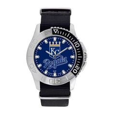 Kansas City Royals Men's Watch Starter Nylon Sports Watch