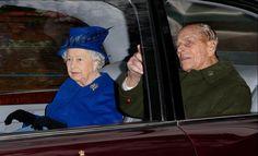 Queen weer gespot na maand afwezigheid