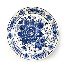 Vintage Platte blossom Decorative Plates, Tableware, Vintage, Home Decor, Dinnerware, Decoration Home, Room Decor, Tablewares, Vintage Comics