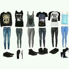 Pierce the veil outfits