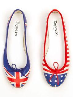Born American, Heart in England
