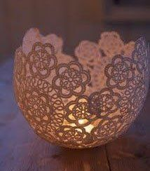 things you can do with Doilies that you would never have thought of #doilies #craft #over60s #startsat60 #doily #DIY  https://startsat60.com/lifestyle/recycle-your-old-doilies-youll-love-this-shabby-chic