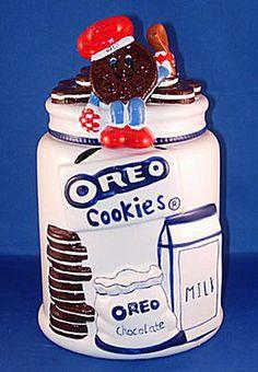 Oreo Cookie Jars: Oreo Chef Guy