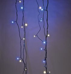 Decoration lighting: duo colour led chain