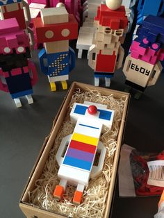eBoy - Blockbob Toys