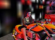 Captured Inside IMVU - Join the Fun! Virtual World, Virtual Reality, Imvu, Avatar, Join, Princess Zelda, Fictional Characters, Fantasy Characters