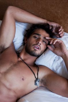 Marlon Teixeira- holy f***, so handsome!!