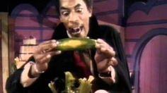 Morgan Freeman's vampire character goes vegetarian. I somehow find myself imagining him draining Rita Moreno, then thumping himself on the head and saying:
