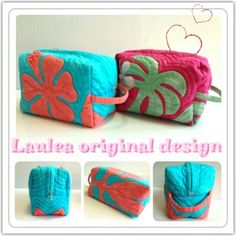 Hawaiian quilt Laulea Laulea作品