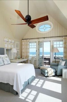 CHIC COASTAL LIVING: The Enchanted Home: Dream Beach House & a Giveaway by kerry