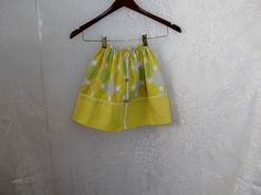 Handmade Pillowcase Skirt  free size by HappyRagz on Etsy, $20.00