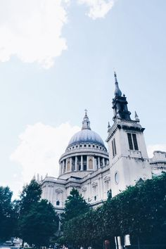 : St. Paul's Cathedral, London, UK Europe trip 2016