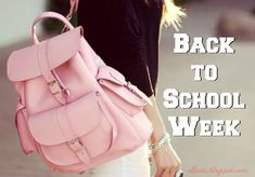 E l l e S e e s: Back to School Week: First Day of School Makeup--All Drugstore and No Brushes Needed!