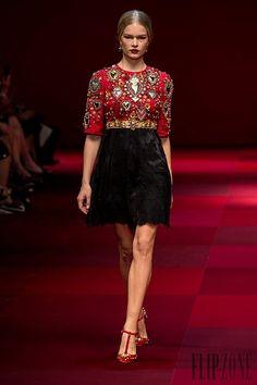 Dolce & Gabbana Spring-summer 2015 - Ready-to-Wear
