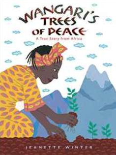 Mrs. Miracle's Music Room: Fifth Grade Performance {Wangari's Trees of Peace} and other program ideas