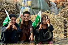 Happy Faces of Pakistan