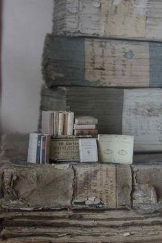 petits livres Ⅲ : sous les ombrages