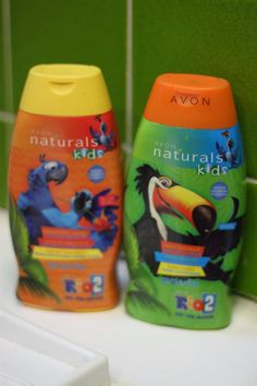Avon Naturals Kids has developed a Limited Edition Rio 2 Collection. Gentle and hypoallergenic, Avon Naturals Kids is created specifically for toddlers 3 and up.